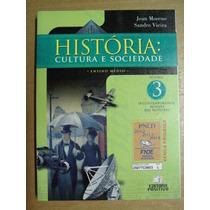 Historia Cultura E Sociedade Volume 3 Jean Moreno Novo (h2)