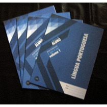 Língua Portuguesa - Caderno Do Aluno - 7.o Ano - 4 Volumes
