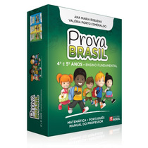 Coleção Prova Brasil 4º E 5º Ano - Ensino Fundamental 3 Vols