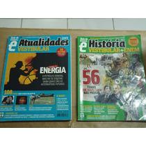 Guia Do Estudante Atualidades 2009 E Historia 2011 Vestibula