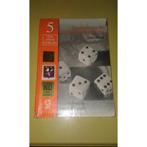 Fundamentos De Matemática Elementar Vol. 5 Gelson Iezzi