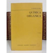 * Livro - Química Orgânica - R. Morrison E R. Boyd