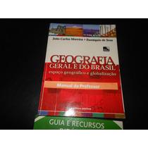 Geografia Geral E Do Brasil V Único Jc Moreira- Do Professor