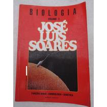 Biologia Vol.2 - Genética - Professor - José Luis Soares
