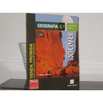 Geografia 6° Ano Radix Valquiria Beluce Livro Professor