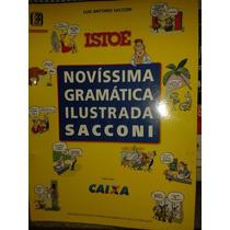 Novíssima Gramática Ilustrada Sacconi (em Fascículos)