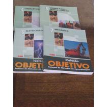 Coleção Objetivo Física 4 Volumes