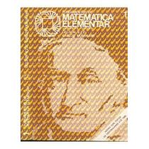 Fundamentos De Matemática Elementar 1 - Gelson Iezzi Lt