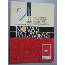 Livro Língua Portuguesa - Novas Palavras 2ª Série