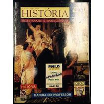 Livro Navegando Pela História Manual Do Professor.