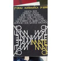 Livro De Matemática 3a Série Gelson Iezzi Osvaldo Dolce