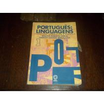 Livro Português: Linguagens 1 William Roberto Cereja