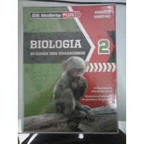 Livro - Biologia - Moderna Plus - Vol. 2 - Amabis, Martho