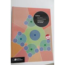 Livro Química Volume 2 Físico-química - Usberco E Salvador
