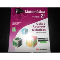 Livro- Conviver Matemática 2º Ano- Guia E Recursos Didáticos
