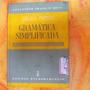 Livro Gramática Simplificada Língua Pátria -