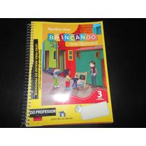 Livro: Brincando Com Espanhol 3- Para Professor