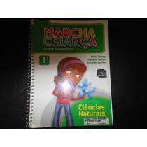 Livro-marcha Criança Ciências Naturais 1º Ano- Usado