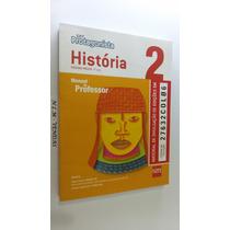 Livro - Ser Protagonista História 2º Ano - Novo Lacrado