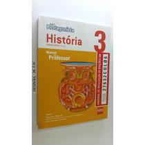 Livro - Ser Protagonista História 3º Ano - Novo Lacrado