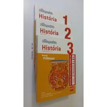 Coleção - Ser Protagonista História 1º, 2º E 3º Ano - Nova