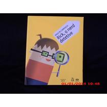 Livro Rick O Nerd Detetive Paradidático Ensino Fundamental