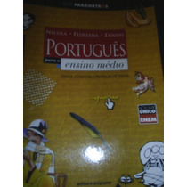 Português Para O Ensino Médio Volume Único - Nicola/ Florian
