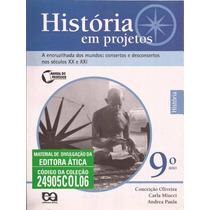 História Em Projetos -manual Do Profesor -carla Miucci 9ºano