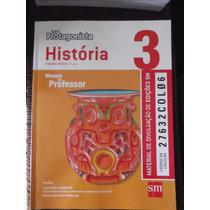 Livro Do Professor Ser Protagonista História 3º Ano Didático