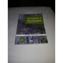 Introducao A Sociologia Persio Santos De Oliveira