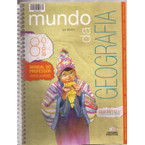Mundo Da Geografia -manual Do Professor- 8ºano- Igor Moreira