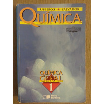 Química Volume 1 - Usberco E Salvador - Livro Do Professor
