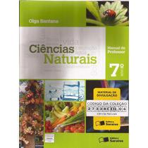Ciências Naturais Manual Do Professor - 7ºano - Olga Santana