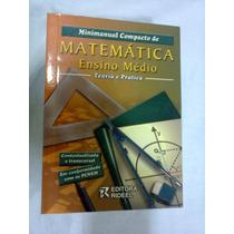 - Minimanual Compacto De Matemática Ensino Médio..
