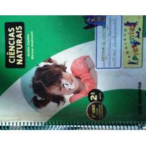 Livro Ciências Naturais 2ª Série 3º Ano - Geslie Coelho E Mi