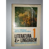 Livro Literatura & Linguagem Para O Ensino Do 2º Grau -