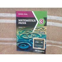 Matemática Paiva Vol. 3 Do Profº Com Solução
