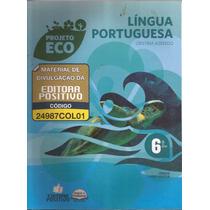 Língua Portuguesa Eco- Do Professor-6º Ano Cristina Azaredo