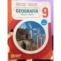 Geografia 9 - Espaço E Vivência / Editora Atual E Saraiva Lt