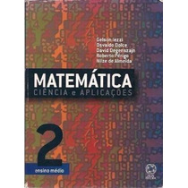 Matemática Ciência E Aplicações Vol 2 - Lezzi - Dolce