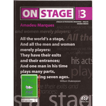 Inglês - On Stage .vol.3 - Amadeu Marques