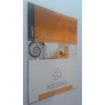 Livros Matematica Basica Poliedro Volume Unico