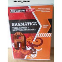 Moderna Plus Gramática Falta O Caderno 3 E O Livro 2 Qq