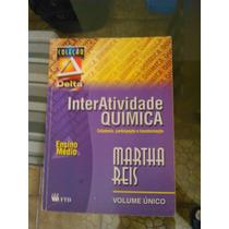 Interatividade Química - Coleção Delta - Ensino Médio