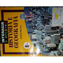 Livro História E Geografia 4º Ano - Helbich/ Moreira