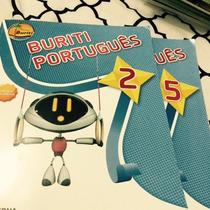 Livro Projeto Buriti Português 2 Ano Ed. 2013- Só O Livro