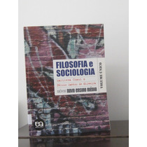 Filosofia E Sociologia Marilena Chauí