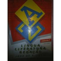 Língua, Literatura & Redação Vol. 1 José De Nicola (2)