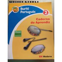 Projeto Buriti Português 2 Caderno Do Aprendiz Professor Ss