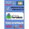 Concurso Prefeitura De Fortaleza Ce Téc. Em Enfermagem 2015